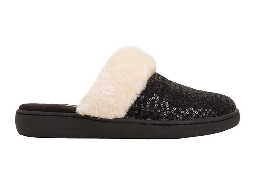 Daniel Green Kassey Slipper Women 39 S Sequin Wool Scuff