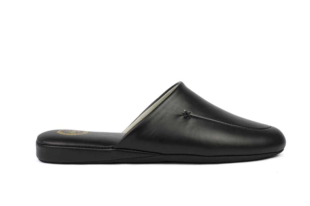 9b65576ff L.B. Evans Duke Slipper - Men's Leather ScuffDuLTVDu