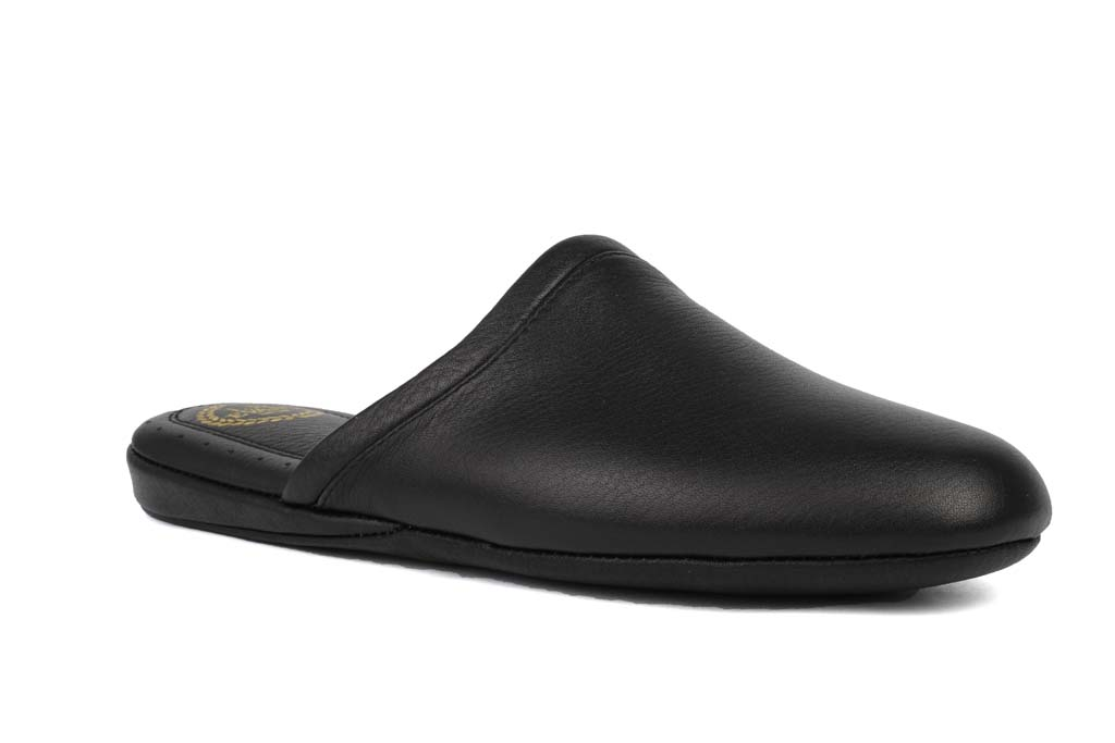 1a3fea602660 L.B. Evans Aristocrat Slipper - Men s Leather Scuff