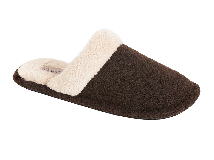 Daniel green joy slipper scuff for women with fleece for Daniel green bedroom slippers